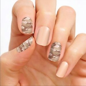 Color Street Nail Strips - Boot Camp
